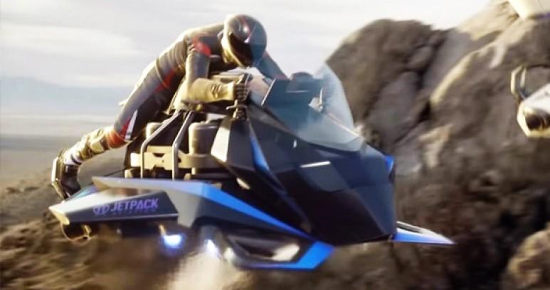 Bu Motor Uçuyor: The Speeder